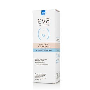 Eva Douche Chamomile Καθαριστικό κόλπου PH 4.2 147ml