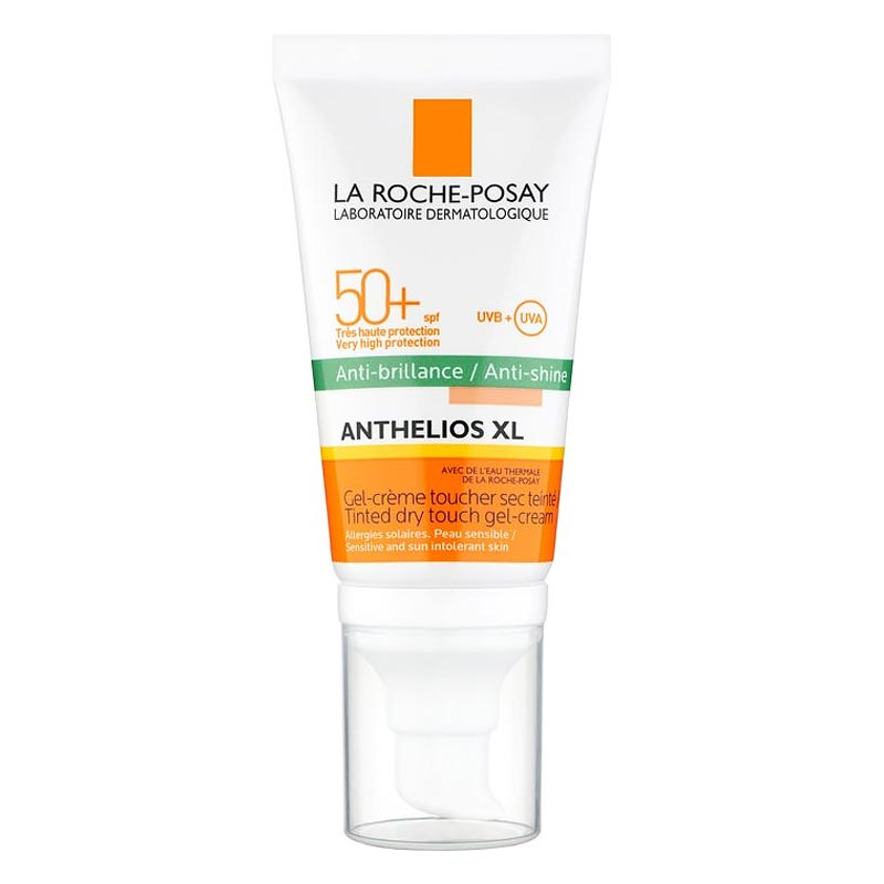 La Roche Posay Anthelios XL TINTED Dry Touch Gel-Cream Anti-Shine SPF50 50ml