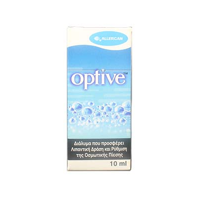 Allergan Optive Eye Drops 10ml